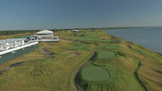Whistling Straits- A Drone s point of view (Site of 2015 PGA Championship)