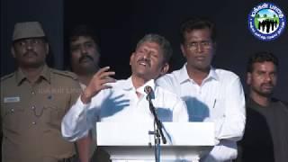 நேர்மை சமூகத்தை உருவாக்க தயாராகுங்கள்- சகாயம் ஐஏஎஸ் அறிவிப்பு| Sagayamias Latest Speech