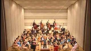 Beethoven Symphony #8 mov.1 - The New Tokyo Chamber Philharmonic [TCP]