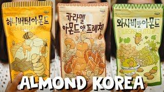 COBAIN SNACK ALMOND KOREA