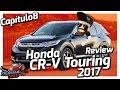 Honda CRV Touring | PruebameLa Nave #8 | Prueba de Manejo