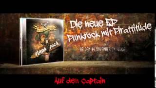 Mr. Hurley & Die Pulveraffen - Auf den Captain (Plankrock Snippet)
