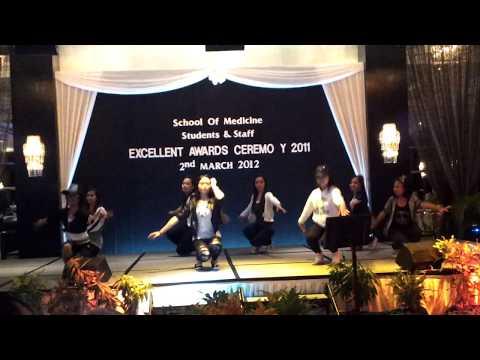 Sumazau Hip Hop by Nursing 2010/2011 ums