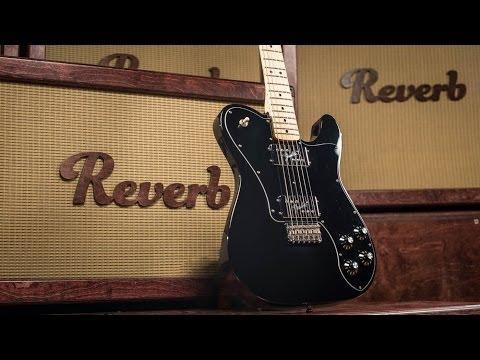 Fender Classic Series '72 Telecaster Deluxe | Reverb Demo