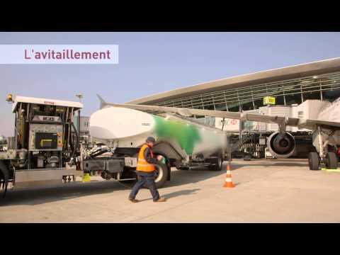Aéroports de Lyon : Visite guidée de l'Aéroport Lyon-Saint Exupéry