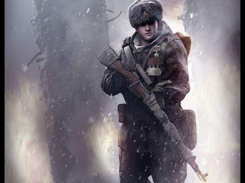 Один снайпер и рота немцев