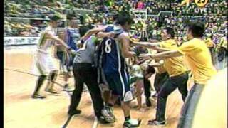 UAAP 72 Ateneo DLSU Highlights, August 9  2009