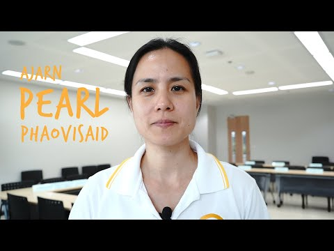Pearl Phaovisaid - Lecturer, School of Global Studies at Thammasat