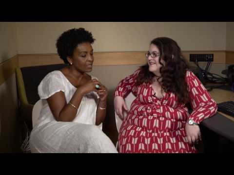 An interview with Naomi Alderman and Adjoa Andoh, Author and Narrator of