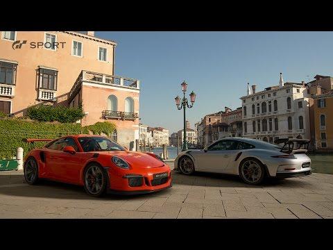 Gran Turismo Sport - Porsche 911 GT3 RS Extended Trailer (PS4 - 4K/60 FPS)