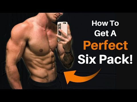 8 Ab Exercises For A Perfect Six Pack
