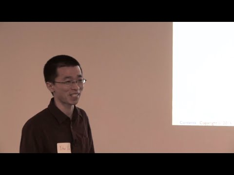Intro To HTMLWidgets In Shiny With RStudio's Yihui Xie