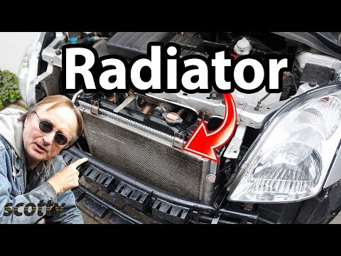 How to Replace a Radiator in Your Car