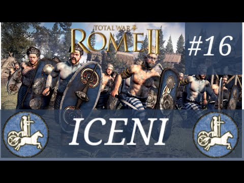 Let's Play Total War Rome 2:Iceni Survival Challenge #16