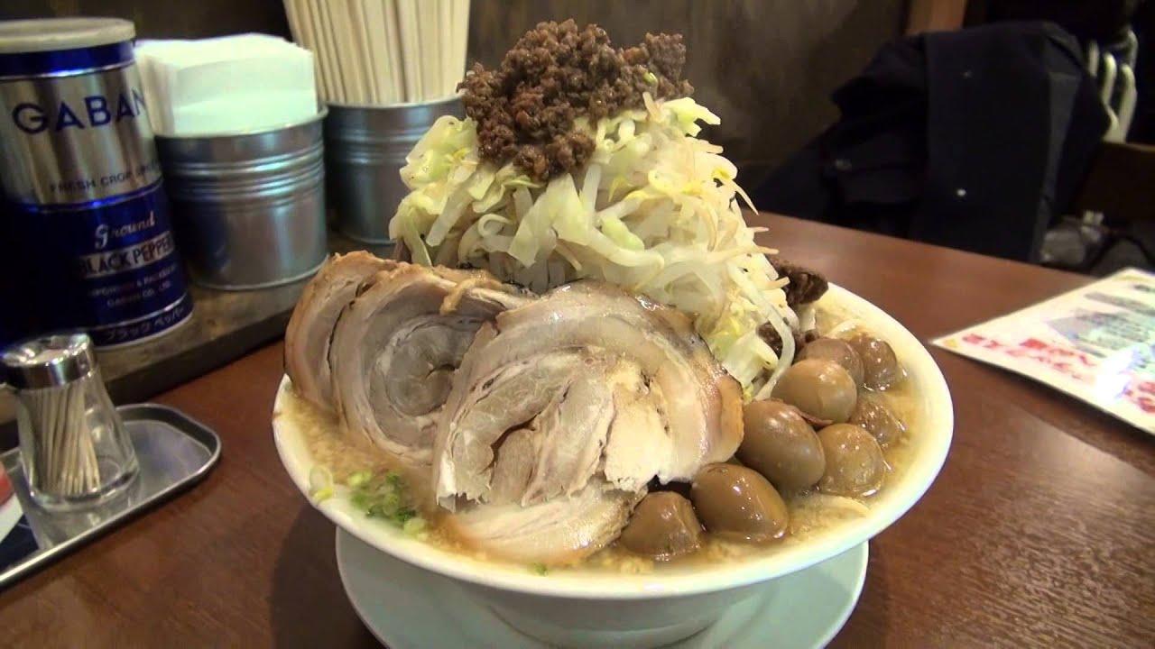 【みちる屋】噂のでか盛り店で食べて来ました【千葉県松戸市】 - YouTube