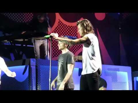 Night Changes - One Direction - OTRA - Columbus, Ohio