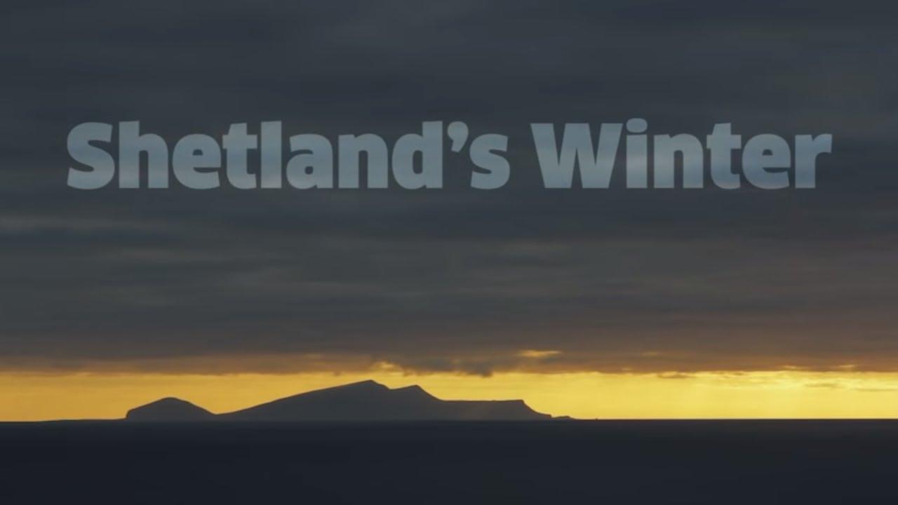 Download Shetland in Winter