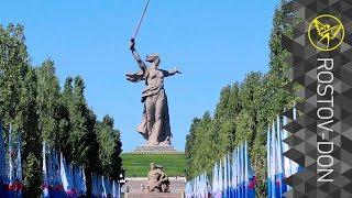 Видеогид по городам: Волгоград, Астрахань, Тольятти