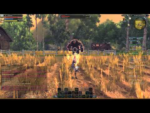 Raiderz - Gember (Trouble in the Rye field)