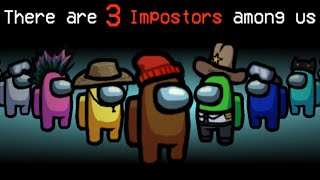 Among Us - 3 Imposter Gameplay Walkthrough Part 14 - (iOS, Android)