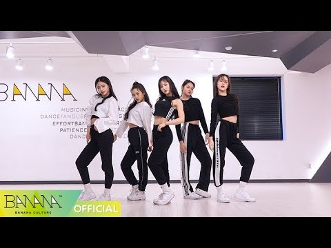 [DANCE COVER] BANANA CULTURE TRAINEE '미쳐' (원곡: 포미닛 (4MINUTE))