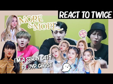 [IDOLS] Stray Kids 3RACHA, ITZY REACT To TWICE More & More! (G-Idle, S.E.S)PART 2