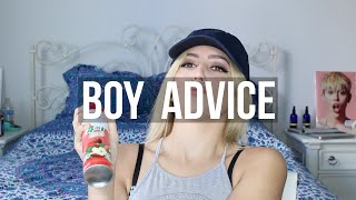 BOY ADVICE