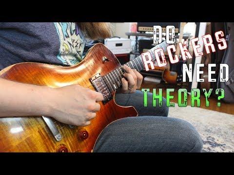 Do Rock Guitarist Need Theory?
