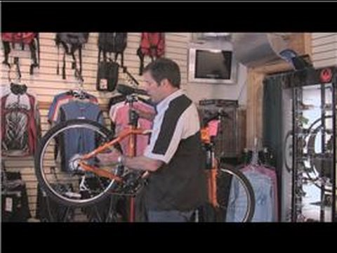 Bicycle Parts & Maintenance : How to Tune Up Bicycles thumbnail