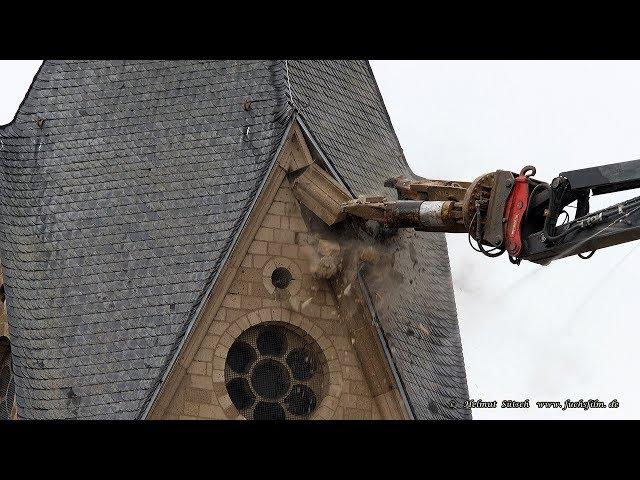 Templomokat rombolnak le Nyugat-Európában