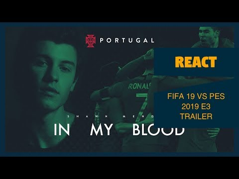 REACT --- Shawn Mendes x Portugal (FPF Official World Cup Song)