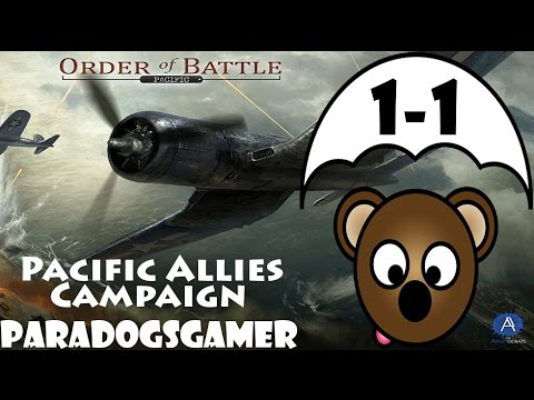 Order of Battle - Pacific - Pacific Allies - Pearl Harbor part 1
