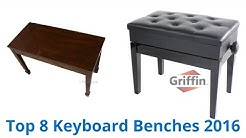 8 Best Keyboard Benches 2016