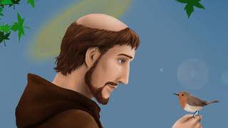 St. Francis of Assisi   Patron of Animals, Merchants & Ecology