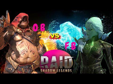 Raid: Shadow Legends - OB vs FB Let's settle This!!!