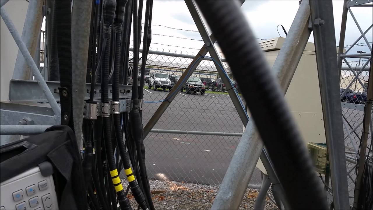 Using an Anritsu TDR on an antenna system
