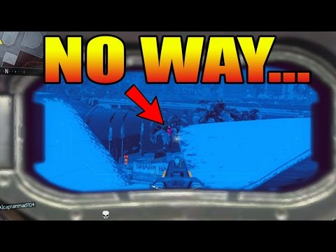 BEST SND SNIPING IN THE WORLD!! (BO3 Search & Destroy)