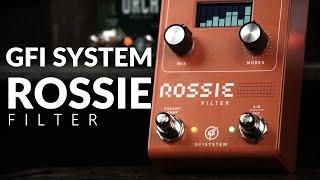 MAS Distro: GFI System - Rossie//Filter Engine