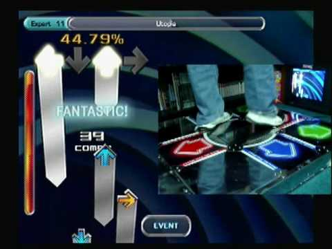 Kon - Utopia (Expert) Single Star 96.60% On In The Groove (PS2)