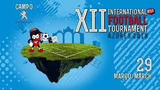 XII International Football Tournament U11 - Dia 29 - Campo Peugeot