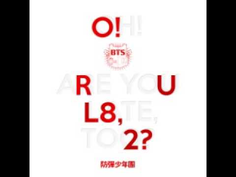 BTS - N.O HQ Instrumental