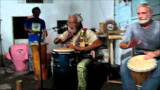 Samba de Roda - Com Mestre Lua Rasta no Vagalume