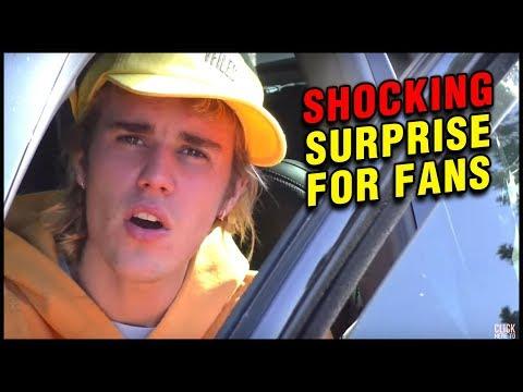 Justin Bieber SHOCKS FANS With Surprise Visit At Burger Joint