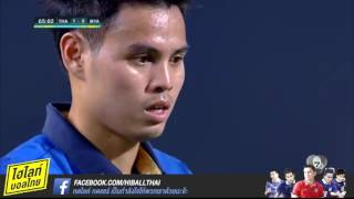 AFF Suzuki Cup 2016 : ทีมชาติไทย 4-0 ทีมชาติเมียนม่า (รอบรองฯ เลกสอง)
