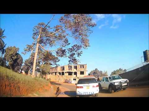 Kampala drive Kubiri to Kisaasi