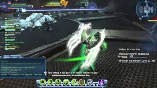 DC Universe Online | Batcave: Inner Sanctum (Gameplay PT-BR Light Power DPS)