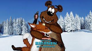 Hvorfor bjørnen er stubbrumpet - Norske folkeeventyr
