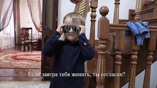 Чеченские приколы.Мальчик всех удивил, просто УГАР.Студия Шархан