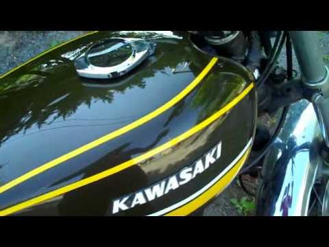 Kawasaki Z1 900 Green For Sale