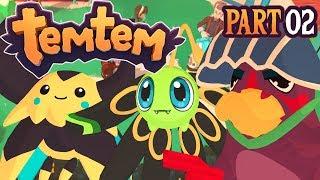 Temtem Part 2 Evolving During Battle! Early Access gameplay Walkthrough